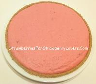 Strawberry Chiffon Pie